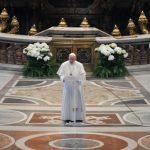 Пасхальное послание Папы Франциска Граду и всему миру