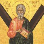 30 ноября. Святой Андрей Первозванный, Апостол, главный покровитель России. Торжество
