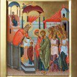 21 НОЯБРЯ Введение во Храм Пресвятой Девы Марии
