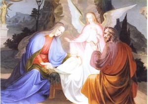 Праздники Рождественского круга 3