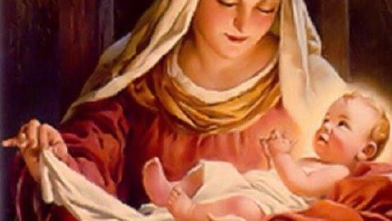 Macierzynstwo Maryji